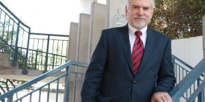 Vicerrector Cristian Parker
